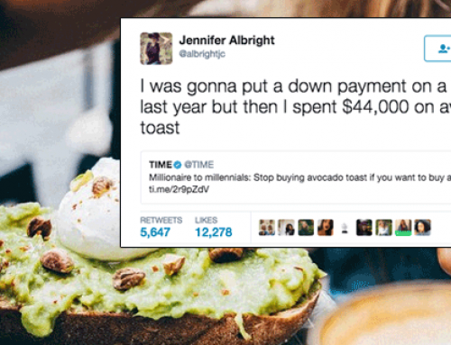 The Death of Retail – As Seen Through the Eyes of an Avocado Toast Eating Millennial