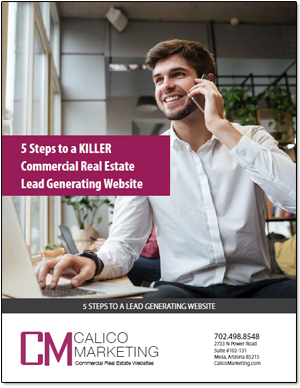 5 Steps to a Lead Generating Commercial Real Estate Website